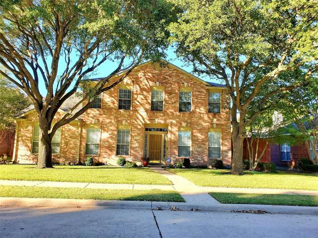 1529 Hickory Trail, Allen, TX 75002 (MLS #14692651) :: Texas Lifestyles Group at Keller Williams Realty