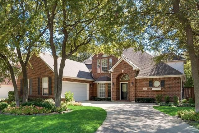 1624 Forest Bend Lane, Keller, TX 76248 (MLS #14692662) :: The Tierny Jordan Network