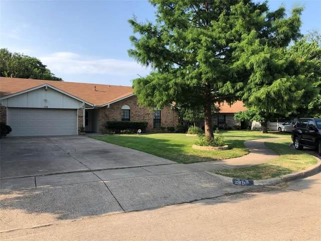 718 Southridge Court, Grand Prairie, TX 75052 (MLS #14692669) :: ACR- ANN CARR REALTORS®