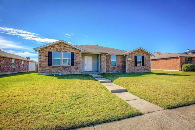 605 Rosemary Drive, Royse City, TX 75189 (MLS #14692701) :: Texas Lifestyles Group at Keller Williams Realty