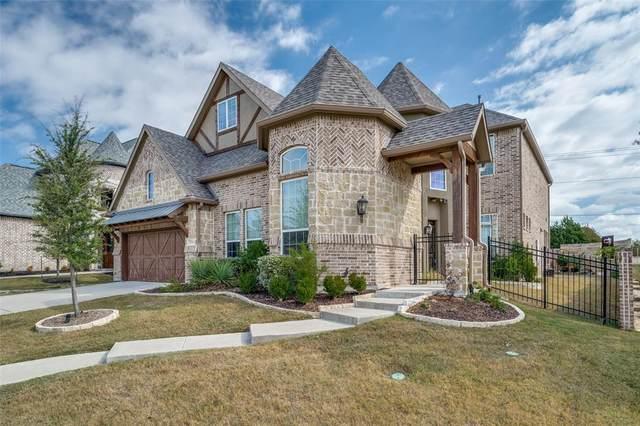 5510 Highflyer Hills Trail, Frisco, TX 75036 (MLS #14692720) :: Potts Realty Group