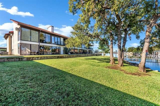 1441 Ponderosa Drive #4, Possum Kingdom Lake, TX 76449 (MLS #14692733) :: The Chad Smith Team