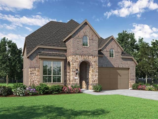 1867 Barnhill Lane, Van Alstyne, TX 75495 (MLS #14692736) :: The Chad Smith Team