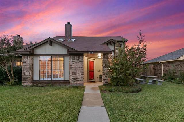 512 Grace Lane, Coppell, TX 75019 (MLS #14692741) :: RE/MAX Landmark