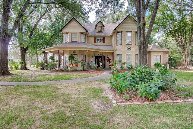 907 County Road 2304, Sulphur Springs, TX 75482 (MLS #14692749) :: The Chad Smith Team