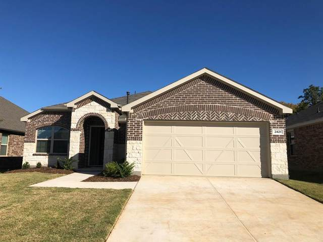 2421 Opaline Drive, Little Elm, TX 76227 (MLS #14692757) :: 1st Choice Realty