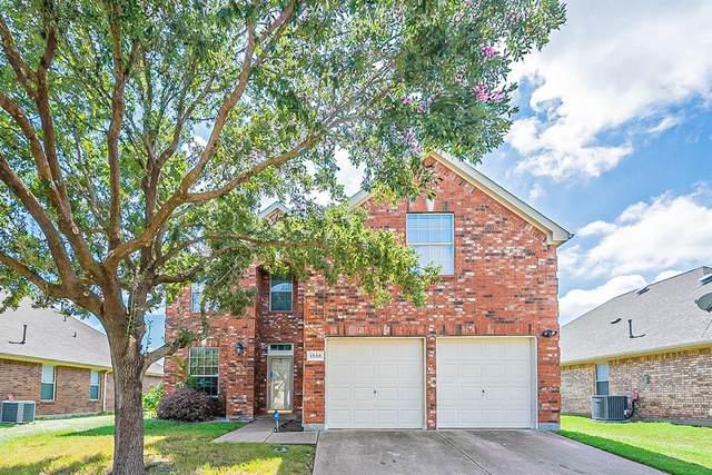 1339 Lake Forest Drive, Grand Prairie, TX 75052 (MLS #14692760) :: Lisa Birdsong Group | Compass