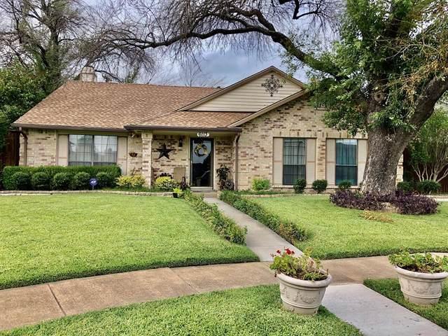 6113 Denver Street, Rowlett, TX 75088 (MLS #14692785) :: Real Estate By Design
