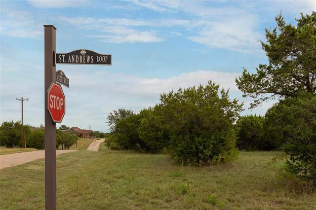 7628 Saint Andrews Loop, Cleburne, TX 76033 (MLS #14692814) :: Trinity Premier Properties