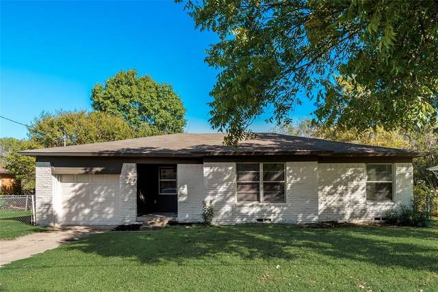 12913 Mitchell Drive, Balch Springs, TX 75180 (MLS #14692848) :: The Mitchell Group