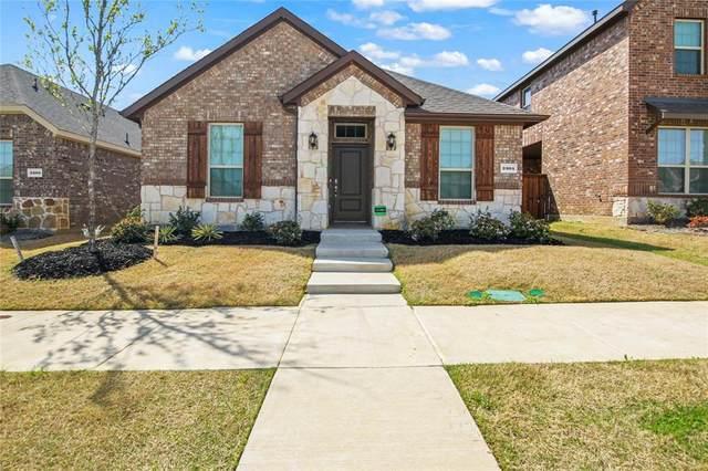 2304 Rosaline Drive, Little Elm, TX 76227 (MLS #14692862) :: DFW Select Realty