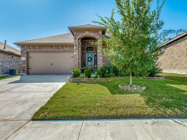2536 Red Draw Road, Fort Worth, TX 76177 (MLS #14692864) :: The Chad Smith Team