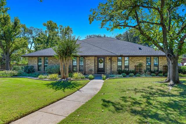320 Valley View Trail, Double Oak, TX 75077 (MLS #14692894) :: NewHomePrograms.com