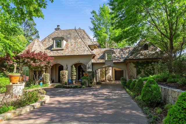 4405 Cascades Shoreline Drive, Tyler, TX 75709 (MLS #14692897) :: Real Estate By Design