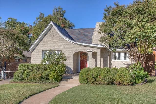 2212 Ashland Avenue, Fort Worth, TX 76107 (MLS #14692923) :: Frankie Arthur Real Estate