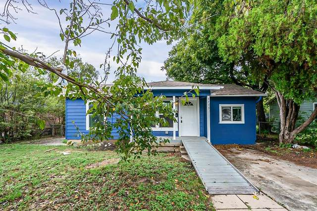 3733 Neches Street, Fort Worth, TX 76106 (MLS #14692925) :: Lisa Birdsong Group | Compass