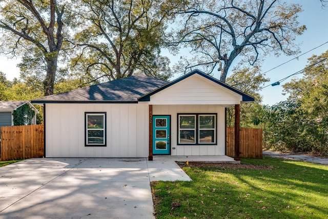 1422 S Rusk Street, Sherman, TX 75090 (MLS #14692937) :: Justin Bassett Realty