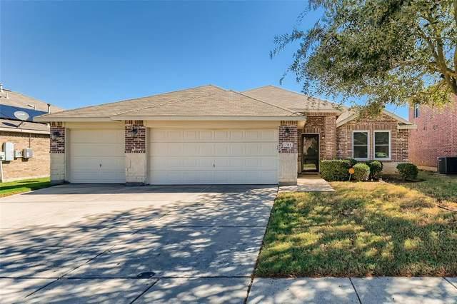 781 Rapid Way, Crowley, TX 76036 (MLS #14692944) :: Craig Properties Group