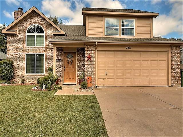 2311 Belton Drive, Arlington, TX 76018 (MLS #14692958) :: Beary Nice Homes