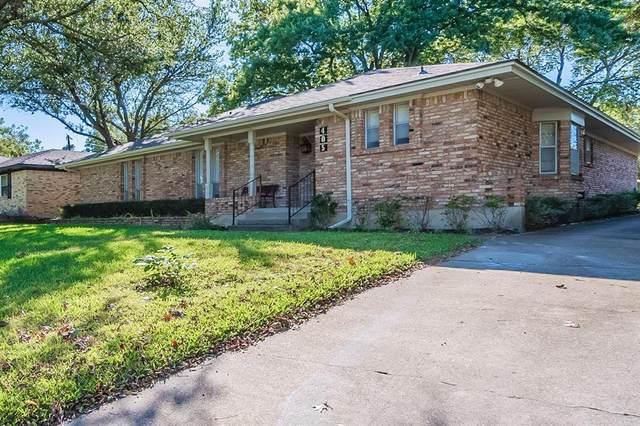 405 N Anna Drive, Allen, TX 75013 (MLS #14692984) :: Real Estate By Design
