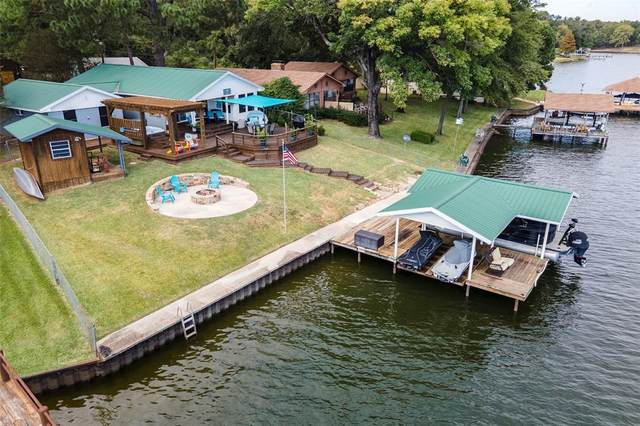 107 Bluff View Drive, Mabank, TX 75156 (MLS #14692998) :: Wood Real Estate Group