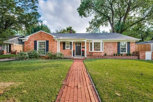 3520 Vinecrest Drive, Dallas, TX 75229 (MLS #14693017) :: The Good Home Team