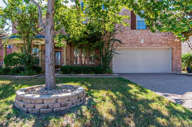 15171 Salano Creek Drive, Frisco, TX 75035 (MLS #14693018) :: 1st Choice Realty