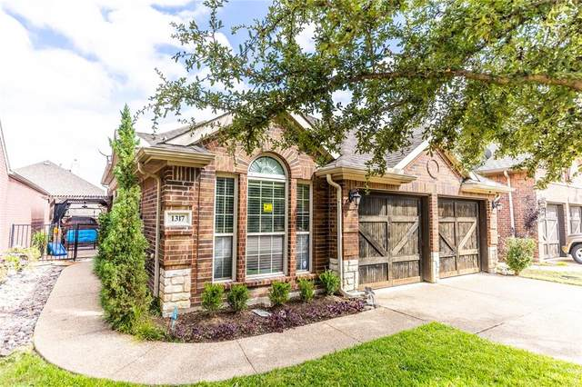 1317 Cog Hill Drive, Fort Worth, TX 76120 (MLS #14693023) :: DFW Select Realty