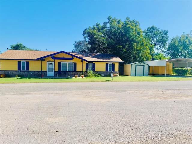 105 N Speed Street, Gustine, TX 76455 (MLS #14693035) :: Brooks Real Estate