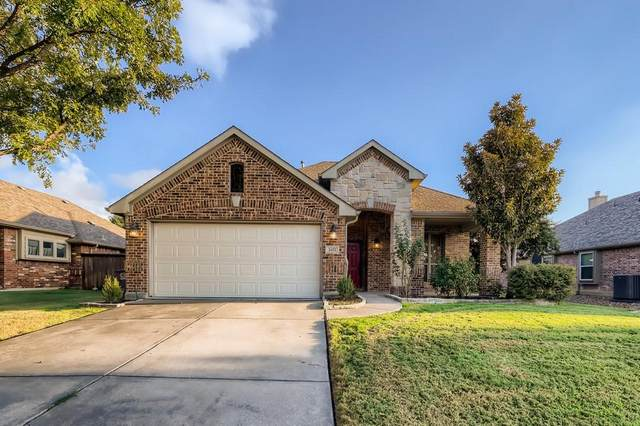 2472 Deerwood Drive, Little Elm, TX 75068 (MLS #14693038) :: 1st Choice Realty