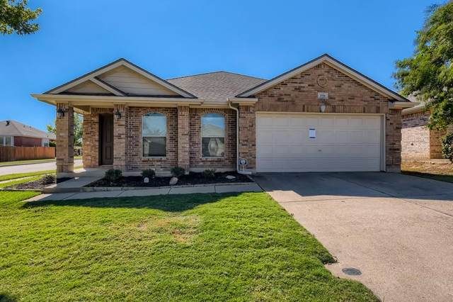 3736 Palm Drive, Fort Worth, TX 76244 (MLS #14693045) :: 1st Choice Realty