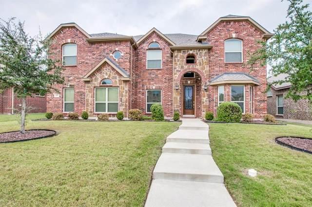107 Sweet Gum Street, Red Oak, TX 75154 (MLS #14693069) :: The Good Home Team
