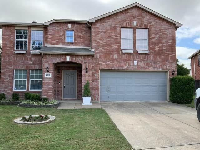 2610 Sumac Leaf Court, Dallas, TX 75212 (MLS #14693074) :: Beary Nice Homes