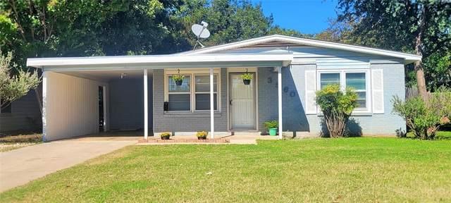 3560 N 10th Street, Abilene, TX 79603 (MLS #14693093) :: Team Hodnett