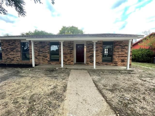 2921 Alta Mesa Drive, Dallas, TX 75241 (MLS #14693095) :: VIVO Realty