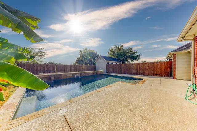 729 Ridgeway Boulevard, Weatherford, TX 76086 (MLS #14693098) :: 1st Choice Realty