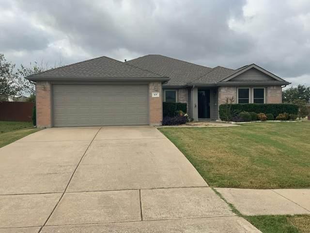 417 Ashland Drive, Wylie, TX 75098 (MLS #14693099) :: The Chad Smith Team