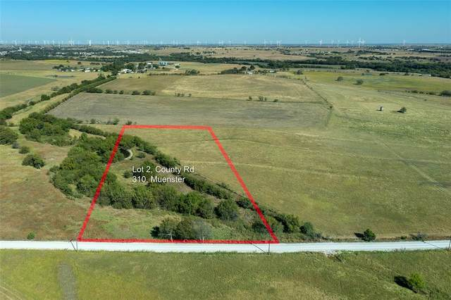 TBD Lot 2 County Road 310, Muenster, TX 76252 (MLS #14693111) :: VIVO Realty