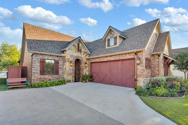 912 Waterpoint Court E, Granbury, TX 76048 (MLS #14693114) :: Premier Properties Group