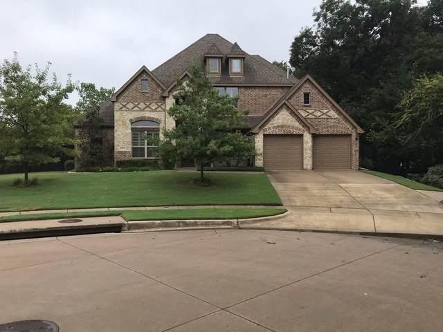 5214 Fairmont Court, Rowlett, TX 75088 (MLS #14693115) :: 1st Choice Realty
