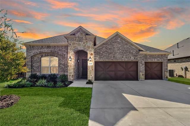 1433 Chiva Drive, Little Elm, TX 75068 (MLS #14693126) :: VIVO Realty