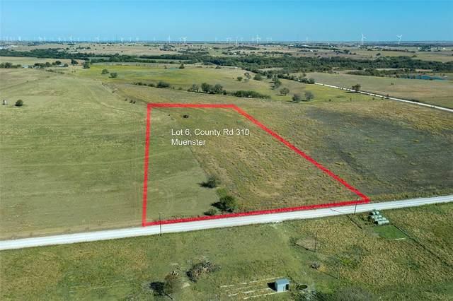 TBD Lot 6 County Road 310, Muenster, TX 76252 (MLS #14693129) :: VIVO Realty