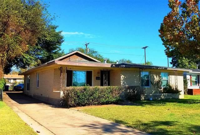 2909 Rolinda Drive, Dallas, TX 75211 (MLS #14693132) :: Trinity Premier Properties