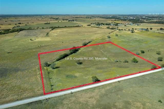 TBD Lot 8 County Road 395, Muenster, TX 76252 (MLS #14693136) :: VIVO Realty