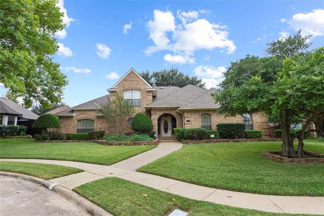 3108 Runabout Court, Plano, TX 75023 (MLS #14693142) :: United Real Estate