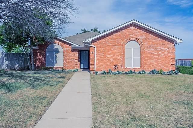 5900 Heatherglen Terrace, Fort Worth, TX 76179 (MLS #14693153) :: The Krissy Mireles Team