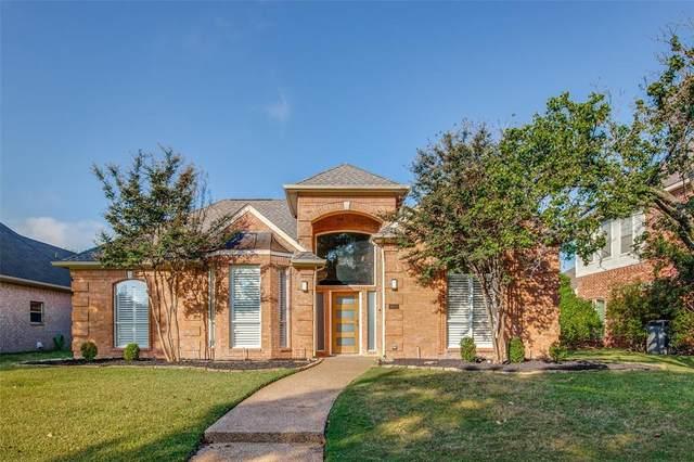 3613 Stonington Drive, Plano, TX 75093 (MLS #14693157) :: The Tierny Jordan Network