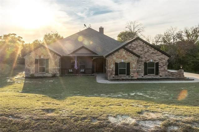 140 Rey Del Mar Circle, Weatherford, TX 76085 (MLS #14693163) :: The Chad Smith Team