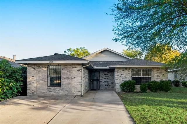 4541 Las Haciendas Drive, Dallas, TX 75211 (MLS #14693183) :: The Tierny Jordan Network