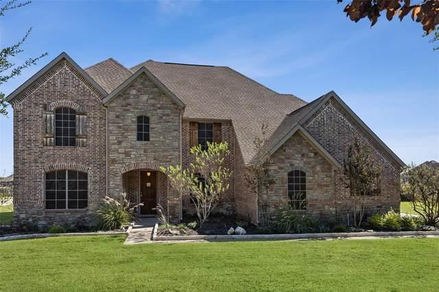 309 Silver Rose Boulevard, Burleson, TX 76028 (MLS #14693205) :: Craig Properties Group